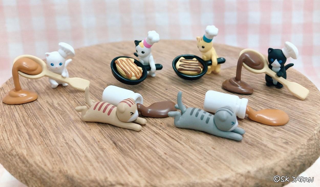 猫のケーキ屋さん【カプセル商品】